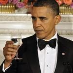 President Barack Obama Governor's Ball 2010