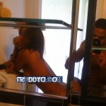 Leaked Pics: Bobby V Butt Naked in the Mirror