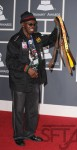 General Larry Patt at the Grammys