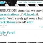 Blogger Under Investigation After Twitter Threats to President Barack Obama
