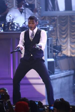 Usher Good Morning America 3-30