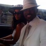 Lance & Eva Twitpic