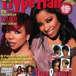 Cover Shots ~ Tiny & Toya Cover Hype Hair