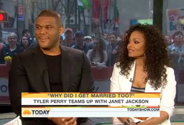 tyler perry. Tyler Perry amp; Janet Jackson