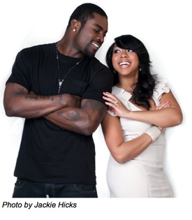 Michael Vick and Fiance