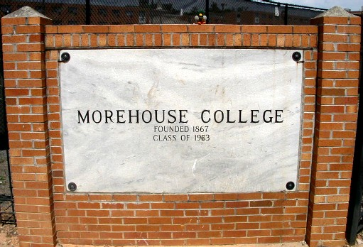 from Jamie how gay is morehouse