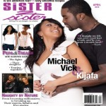 Cover Shots ~ Michael Vick & Fiance' Kijafa Frink Cover Sister2Sister