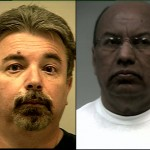 Mugshot Mania ~ Two Men Get Busy in Kmart Bathroom