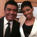 In Case You Missed It: Monica on The George Lopez Show [PHOTOS + VIDEO]