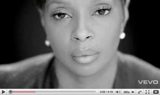 mary j blige stronger with each tear album cover. Mary J. Blige has launched the