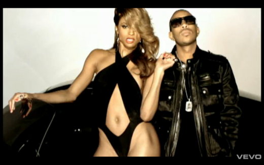"""Ride"""" ~ ciara ft. Ludacris [official video] straight from the a."""