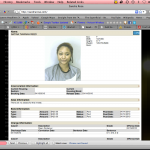 Mugshot Mania ~ Former Blaque Member Busted in Dekalb County
