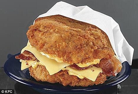 kentucky fried chicken sandwich