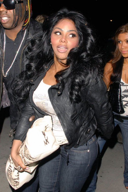 LIL KIM follows Diddy's footsteps and jumps on the Waka Flocka ...