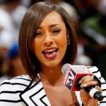 "Celebs Courtside At Lakers v. Hawks + Keri Hilson Forgets ""National Anthem"" Lyrics [VIDEO]"