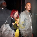 Boo'd Up ~ T.I. & Tiny in NYC