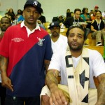 "Jim Jones & Cam'Ron Reunite at ConverseATL's ""Band Of Ballers"""
