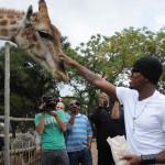 Ne-Yo in Africa