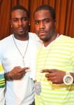 Vick & Promoter Ty Shine