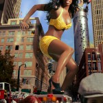 Derek Blanks Shoots Tasha Smith… [PHOTOS + VIDEO]