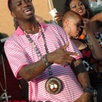 Behind the Scenes: Gucci Mane's 1st Post Jail Video Shoot [PHOTOS]