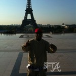 Sir Lucious Leftfoot in Paris…  [VIDEO]