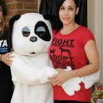 'Octomom' Gets Pimped by PETA… [PHOTOS + VIDEO]