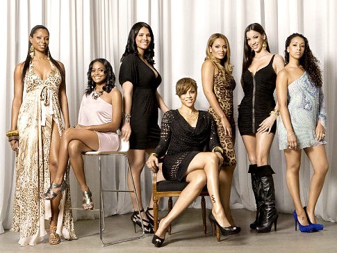 The real baby mama's of basketball players aka VH1′s Basketball Wives ended