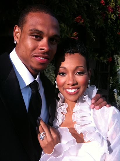 Video: Shannon Brown Confirms Marriage to Monica ...