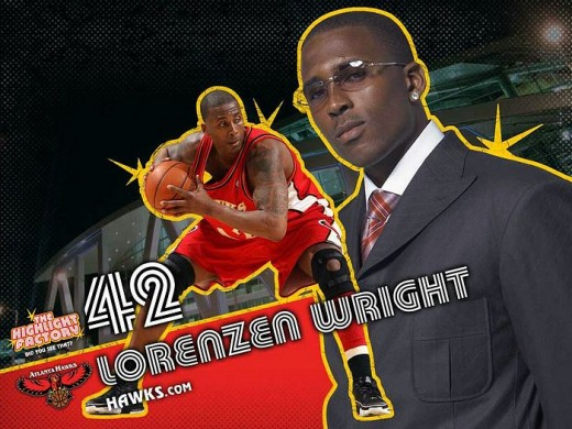 Lorenzen Wright Crime Scene >> Update: Missing Former ATL Hawks Player Found Dead [VIDEO] - Straight From The A [SFTA ...