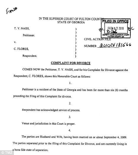 The Dream Christina Milian Divorce – Prank Divorce Papers