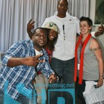 Dwight Howard Hosts VIP World Cup Party in Atlanta [PHOTOS + VIDEO]