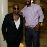 Kanye Supports LeBron James' Decision…