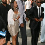 LeBron & Savannah ~ La La & Carmelo's Wedding