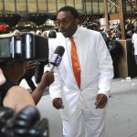 Spike Lee ~ La La & Carmelo's Wedding