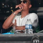T.I. Parties After the Wedding