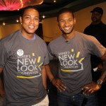 """Quick Flix ~ Usher Hosts """"Powered By Service Day"""" in Atlanta"""