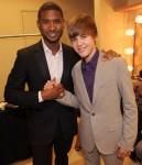 Usher & Justin Beiber