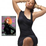 "Hot Shots! Rozonda ""Chilli"" Thomas in Black Woman Magazine"
