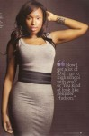 Jennifer Hudson Instyle August 2010