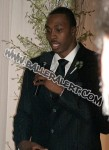 Dwight Howard - Josh Smith Wedding