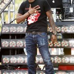 Usher Performs Live at The CBS Morning Show