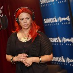 "Faith Evans Speaks on DUI Arrest + ""Something About Faith"" Album Cover Art"
