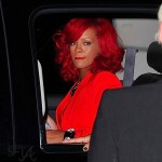 Quick Flix: Rihanna's Hair Matches Her Jacket…