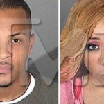Mugshot Mania ~ T.I. And Tiny aka Bonnie & Clyde