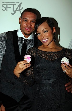 Monica & Shannon Brown