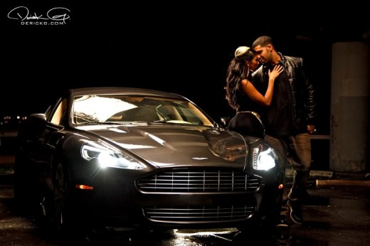 "aston martin music"" ~ behind the scenes w/rick ross, drake"