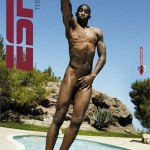 Amare Stoudemire & Diana Turasi Get Naked for ESPN…[PHOTOS]