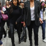 Quick Flix: Ciara & Kim Kardashian Do Lunch…