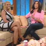 NeNe Leakes Rocks New Look + Sheree Whitfield Puts Ex on Blast Re: Child Support [VIDEO]
